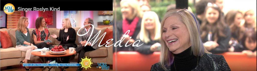 Roslyn Kind: Media